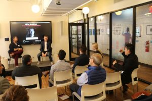 AI Private Reception w. Dennis Mortensen from X.AI