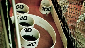 skee ball game image