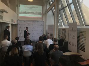 Czech Prime Minister visit - CzechMatch program presentation